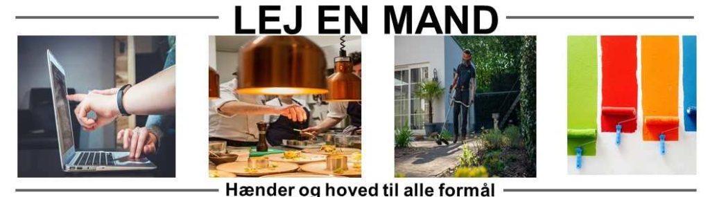 LEJ EN MAND